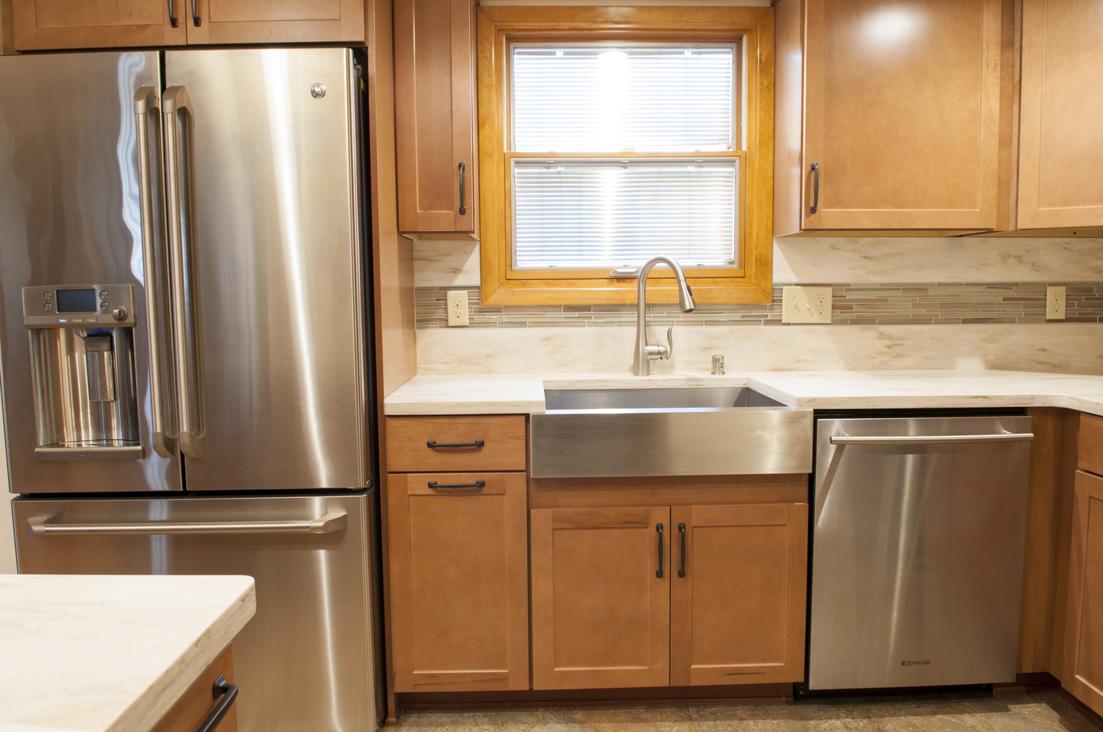 Kitchen Remodeling - 5 Day Kitchens and Santa Fe Kitchens ...