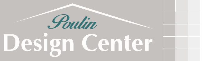 Poulin Design Center Logo
