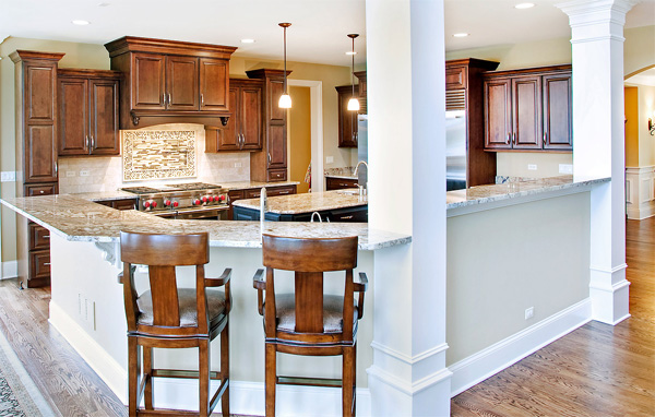 Kitchen Design & Bathroom and Kitchen Designer - Remodeling Services | Poulin Design ...