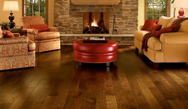Hardwood Flooring - Floor Covering
