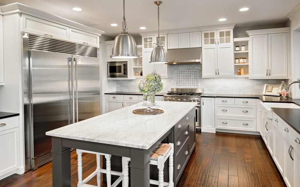 5 Kitchen Countertop Trends of 2018