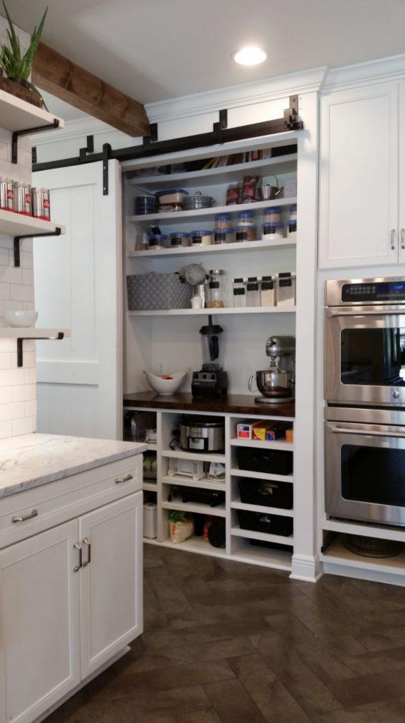 Pantry Organization Ideas - Appliances